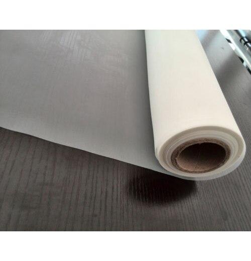 Livraison gratuite 5 mètres 140T 350M polyester sérigraphie maille largeur 127cm