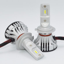 Car Headlight 72w H7 H4 LED H8 H11 9005 HB3 9006 HB4 Super Bright 12000LM LED Automobile headlight bulbs