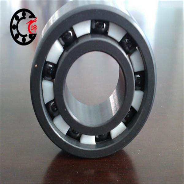 Free shipping high quality 6211 full SI3N4 ceramic deep groove ball bearing 55x100x21mm