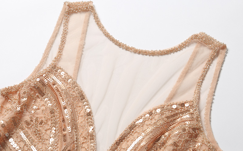 sequin evening dress (4)