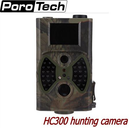 Outdoor  HC300 HC-300A Scouting Hunting Camera 12MP HD 940NM Infrared Wildlife Night Vision IR Trail Cam 3pcs lot dhl free quality wildlife hunting camera 12mp hd digital infrared scouting trail camera 940nm ir led night vision video