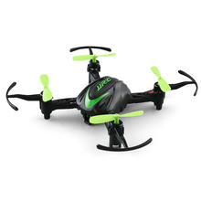 Remote Controlled Mini-Drone with Areal 3D Flip Feature