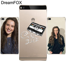 DREAMFOX M156 13 Reasons Why Soft TPU Silicone Case Cover For Huawei P8 P9 P10 P20 P30 Lite Pro P Smart Plus 2017 2019