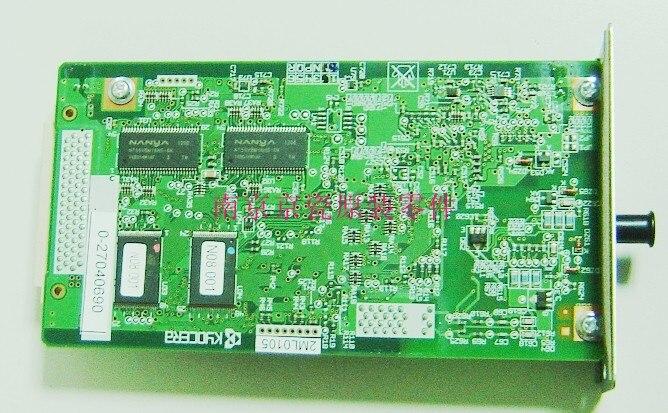New Original Kyocera 302JN94120 MAIN FAX ASSY for:FS-1124 1128 KM-2820 new original kyocera 302f925430 thermister for km 2540 3040 2560 3060 ta300i fs c5400dn