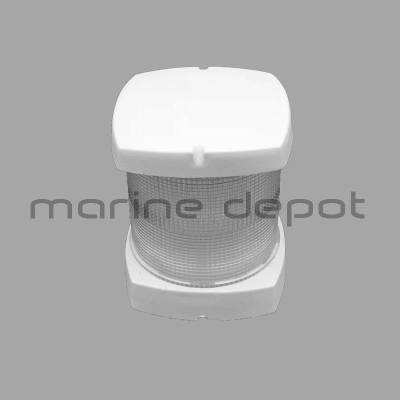 Marine Boat Yacht Light All Round 360 Degree White 12V LED Navigation Light