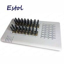 DBL GSM VoIP Gateway GoIP 32 יציאות שבבים, בתפזורת SMS,GOIP32, כרטיס ה SIM, אסטריסק Elastix ערוצים, נתב GOIP 32