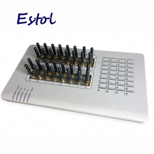 DBL GSM VoIP 게이트웨이 GoIP 32 포트 칩, 대량 SMS,GOIP32,SIM 카드, 별표 Elastix 채널, 라우터 GOIP 32