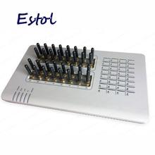 Dbl gateway gateway goip 32 portas chips, sms em massa, goip32, cartão sim, canais do elastix do asterisco, roteador GOIP 32