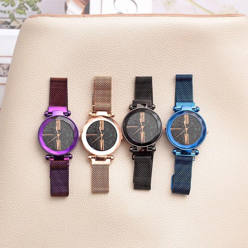 JBRL Luxury Quartz Watch Women Watches Ladies Fashion Magnet Strap WristWatch Gift For Girls Female Wrist Clock relogio feminino