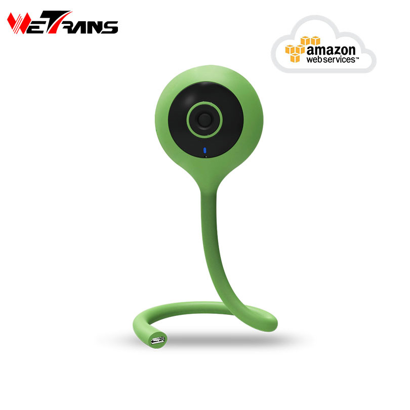 Wetrans Smart Home Baby Monitor Mini Wifi Camera 720P HD Cloud Storage P2P Infrared New Design Wide Angle Vision IP Security Cam прогулочные коляски baby design mini