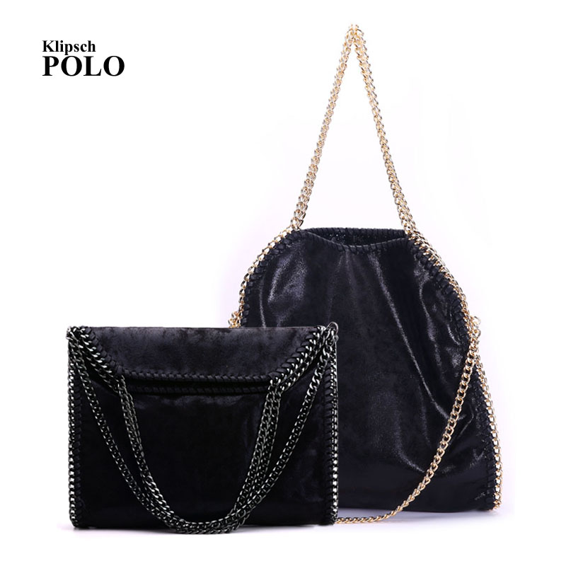 Luxury Handbags Women Bags Designer Big Bag Black Chain Handbag Shoulder Crossbody Messenger Handbags Torebki Damskie Sac A Main