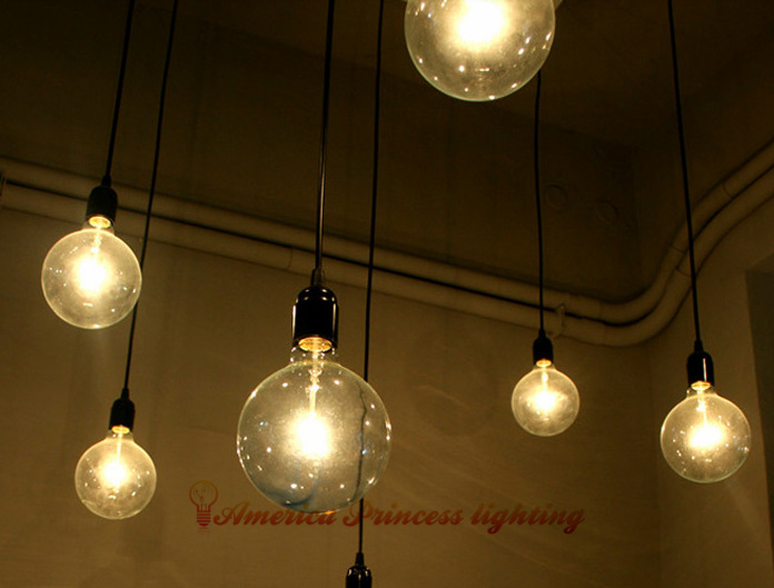 Tiannvsanhua llambadar i gjatë llambadar personaliteti krijues, - Ndriçimit të brendshëm - Foto 2