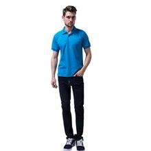 ZYFPGS 2019 polo shirt men Cotton Short Sleeve Collar Casual Mens Polo Shirts Summer Customizable vogue Top Male