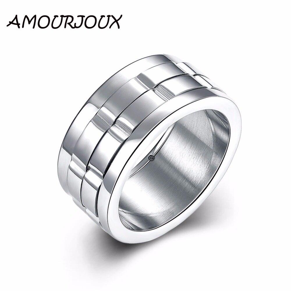 popular spinner rings for men-buy cheap spinner rings for men lots