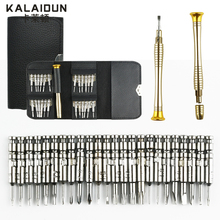KALAIDUN Screwdriver Set 25 in 1  Torx Screwdriver Repair Tool Set For iPhone Cellphone Tablet PC Worldwide Store Hand tools