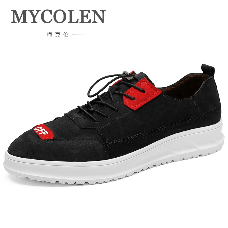 MYCOLEN Breathable Men Casual Shoes Handmade Sneakers Fashion Trainers For Men Flats Luxury Fashion Casual Shoes Erkek Ayakkabi mycolen new fashion men s gym shoes outdoor casual flats designer lightweight trainers breathable shoes men calzado hombre