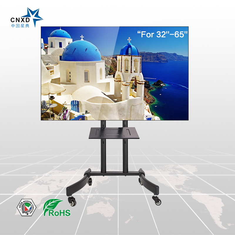ФОТО TV Floor Stand with Universal TV Mount Suitable For 32'' 37'' 40'' 42'' 43'' 46'' 50'' 52'' 60'' 65'' TV Cabinets TV furniture