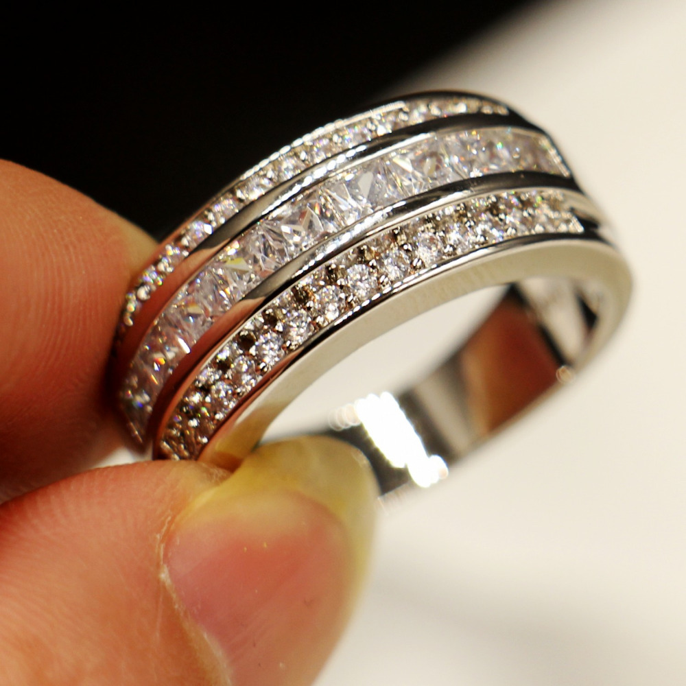 Male Ring Sizes Promotion Shop for Promotional Male Ring Sizes on