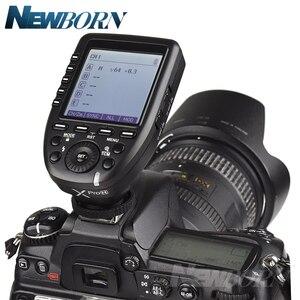 Image 5 - Godox flash de câmera tt685n, 2.4ghz, alta velocidade 1/8000s gn60 + xpro n ttl sem fio transmissor para nikon d7500 d850 d500 d4 + presente