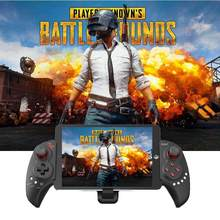 Dsstyles Nirkabel Bluetooth Gamepad Teleskopik Kontroler Game Pad untuk Android IOS Tablet PC(China)