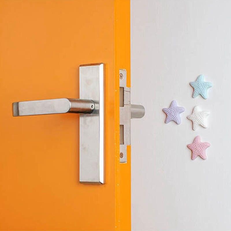 10pcs Baby Child Safety Supplies/room Doorknob Pad Anti-collision Door Luminous Door Handle Lock Shock Pad Protective