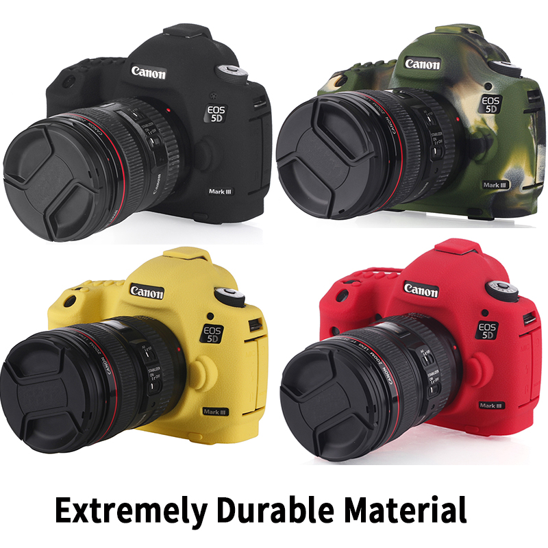 Ableto Lightweight Camera Bag Case Protective Cover for Canon EOS 5D MARK III 5DIII 5D3 5Ds 5DsR R digital camera