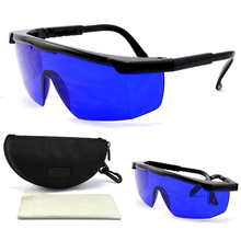cedf191d304 Mayitr Ball Finder Blue Professional Lenses Sport Glasses Eye Protection  With Box