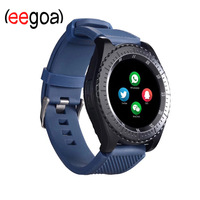 Leegoal Y3 Smart Watch Bluetooth Heart Rate Monitors 3G Watch for Android TF Card Smart Watch with SIM Card Slot Smart Watch