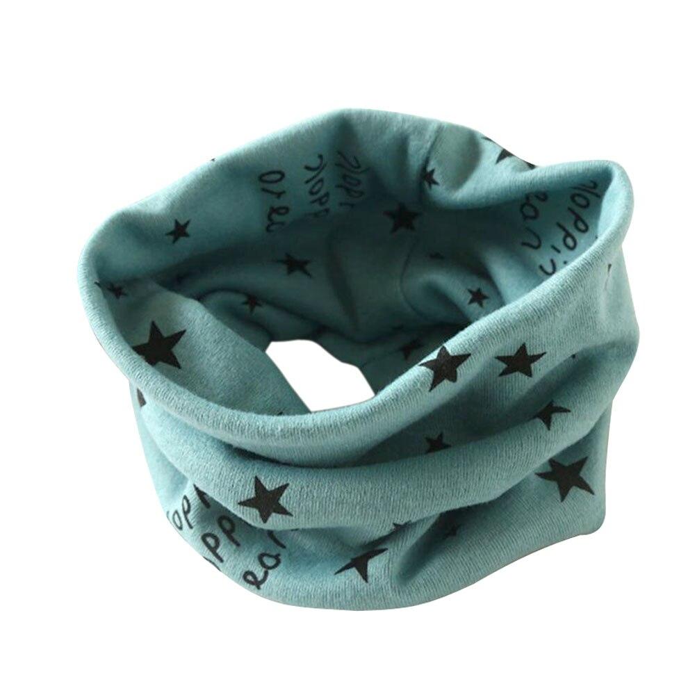 Mance осень-зима Модный классический детский шарф для девочек, для мальчиков воротник Детский шарф из хлопка-хомут с круглым воротником для мальчиков и девочек шейные платки - Цвет: 3