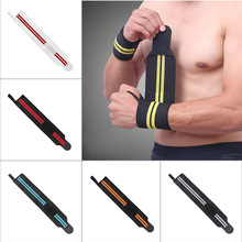 Wrist Support Gym Weightlifting Training Weight Lifting Gloves Bar Grip Barbell Straps Wraps Hand Protection Breathable Wrist oem gym weight lifting leather xrossfit training barbell pull up hand grip workout sport bodybuilding fitness hand gloves