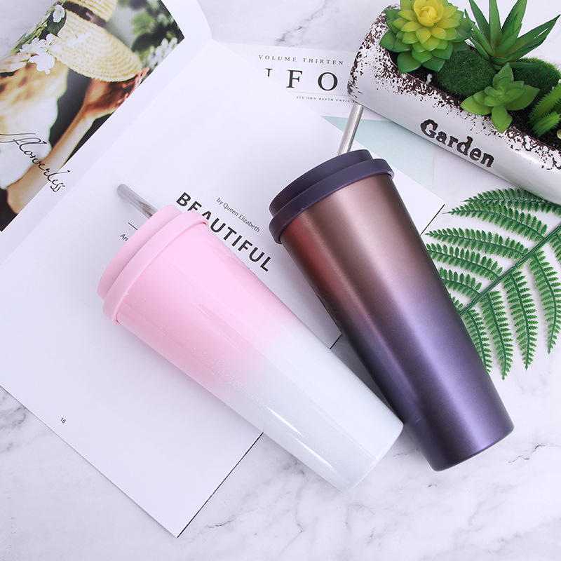 20OZ Thermos Bottle Stainless Steel Tumbler Vacuum Flask