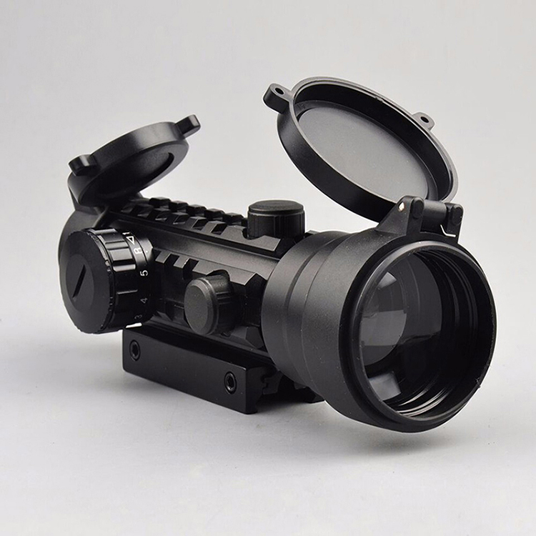2x42mm Sight Rod Objective Diameter 42 Mm Red Dot Scopes Magnification 2x Aim Mirror For Hunting Qz0146
