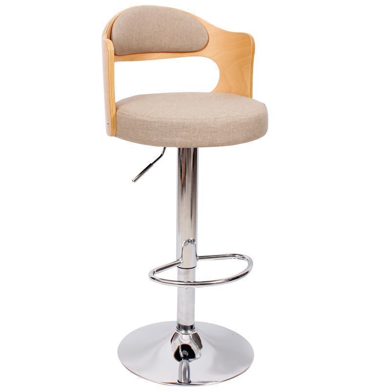 Ikayaa Stoelen Sandalyeler Banqueta Stoel Cadir Sedia Taburete Fauteuil Stool Modern Tabouret De Moderne Silla Bar Chair Latest Technology Furniture Bar Chairs