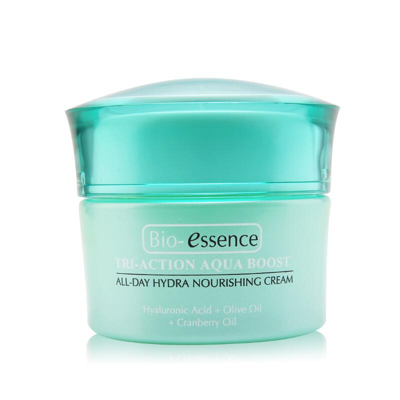 Bio essence all day hydra nourishing cream 50 g moisture to nourish the lock water face cream