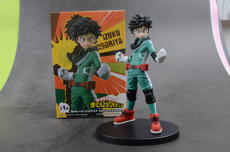 Anime My Hero Academia Boku no Hero Akademia PVC Action Figure Stand - Խաղային արձանիկներ - Լուսանկար 4