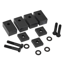 For Jeep Wrangler Jk 2007-2017 4-Door Rear Seat Tilt Kit With Bolts And Washers Suv Rear Seat Spare Parts