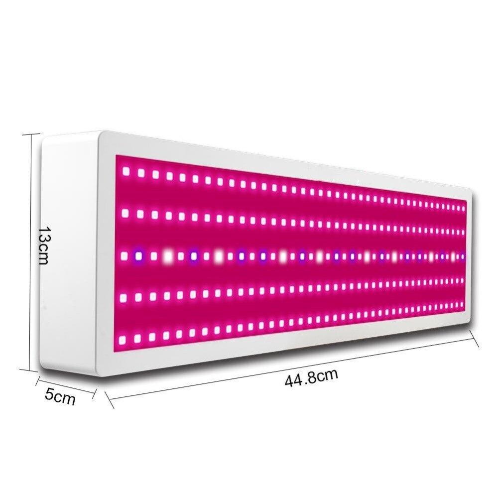 LED à spectre complet élèvent des lampes de culture de plantes légères