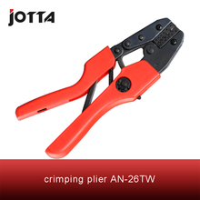 AN-26TW crimping tool plier 2 multi tools hands AN Ratchet Terminal Crimping Plier (European Style)