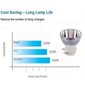 Image 4 - Compatible Projector Lamp 5J.JHN05.001 Bare Bulb for BenQ HT2550/TK800/TK800M/W1700 Replacement Bulb 240W P VIP 240/0.8 E20.8