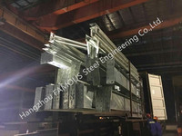 China Structural Steel Building Construction Contractor General And Steel Structure Fabricator Manufacturer Factory
