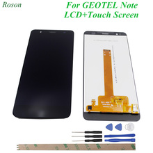 Remanbor для GEOTEL Note ЖК дисплей и сенсорный экран 5,5 «планшета панель сборки Инструменты + клей