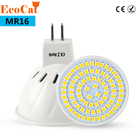 MR16 LED Bulb 220V Super Bright 29LED 5730 80LED 2835 Led Spotlights Warm/Natural/Cool White Mr16 LED lamp