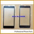 10 pçs/lote Original para Nokia Lumia 630 tela de vidro exterior substituição de tela capa com logotipo