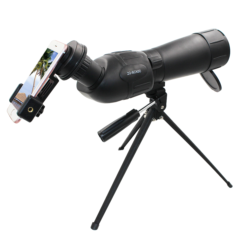 Girlwoman Night Vision 20-60X60 Zoom Telescope Camera Lens for Smartphone Telesc