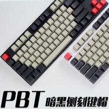Даки filco PBT 108 цвет Колпачки Ключ Зажигания Для Cherry/ANSI Механической Клавиатуры Цвет keycap