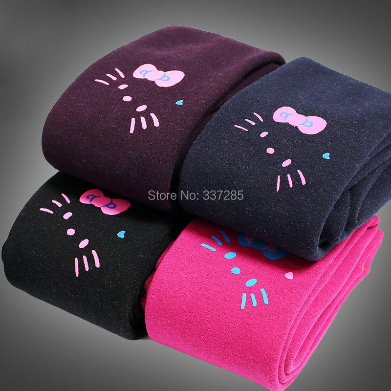 Νέα κορίτσια χειμωνιάτικα παντελόνια - Παιδικά ενδύματα - Φωτογραφία 4