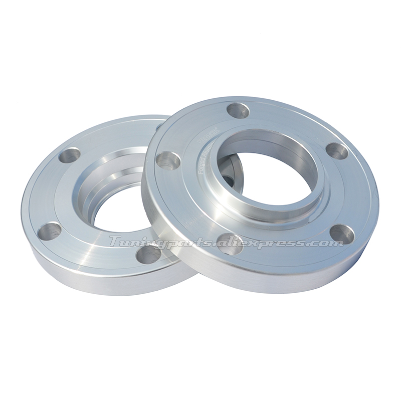 2pcs/lot 15MM 20MM PCD 5x120-74.1mm Forged Aluminum Car Wheel Hub Spacer For BMW