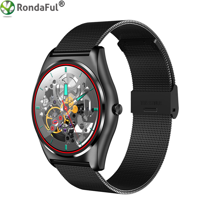 New Smart Watch Android N3 with Heart Rate Monitor Bluetooth Smartwatch Wireless Charging Support Call Reminder Fitness Tracker wireless service call bell system popular in restaurant ce passed 433 92mhz full equipment watch pager 1 watch 7 call button