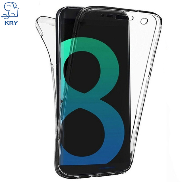 Luxury 360 Full body Phone Cases For Samsung Galaxy S8 S9 Plus Note 8 A5 J7 6d0c483f353f