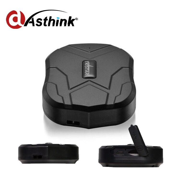 850/900/1800/1900 MHz longue veille GPS GSM/GPRS véhicule personnel piste pour voiture TKSTAR TK905 avec 5000 mAh Li batterie avec boîte